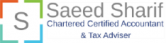 Saeed Sharif Chartered Certified Accountant